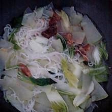 冬瓜粉丝白菜汤