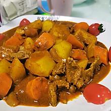 马来西亚红咖喱牛肉