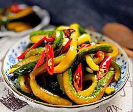 腌长条黄瓜的做法