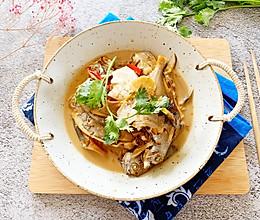 #晒出你的团圆大餐#家常红烧鲳鱼的做法