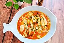 番茄龙利鱼浓汤的做法