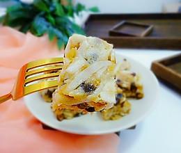 黑豆芋头糕的做法