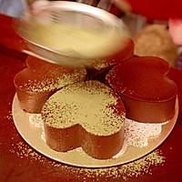 四叶草巧克力慕斯#松下烘焙魔法世界#的做法图解21