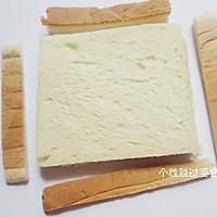 土司香蕉卷的做法图解1