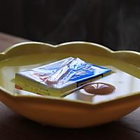 【淡奶油面包机一键吐司】——冬日玩转面包机的葵花宝典的做法图解2