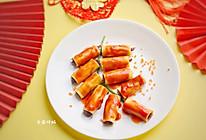 #相聚组个局#爆竹声声拜新年,原来是豆干红椰菜沙拉的做法