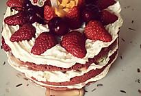 裸蛋糕的做法
