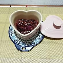 简单易做的蓝莓羹(果冻)