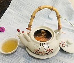 文艺的喝汤—土瓶蒸的做法