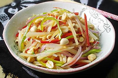椒香土豆丝