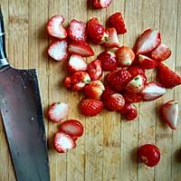 零添加剂~自制草莓果酱的做法图解2