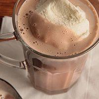 酒香榛子热巧克力
