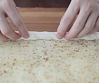 椒盐烧饼的做法图解7