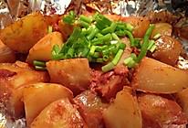 腐乳烤土豆的做法