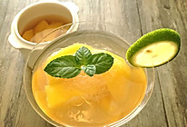 糖水黄桃罐头的做法