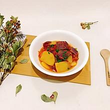 美味番茄土豆牛肉