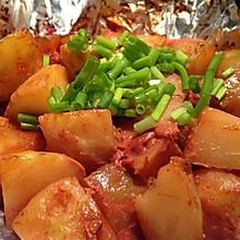 腐乳烤土豆