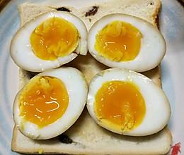 宿舍一人食之糖心蛋的做法