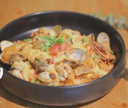 【寻味海鲜季】米其林星级水准的海鲜焗饭的做法