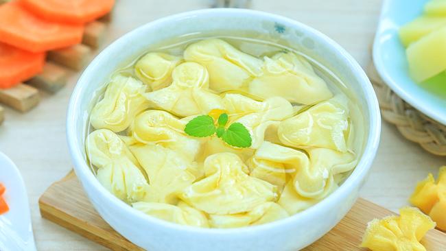 小金鱼蛋饺的做法