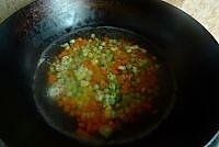 豌豆玉米炒肉丁的做法图解2