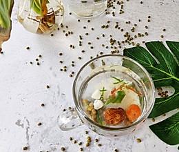 苏式绿豆汤#炎夏消暑就吃「它」#的做法