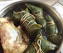 苇叶粽的做法