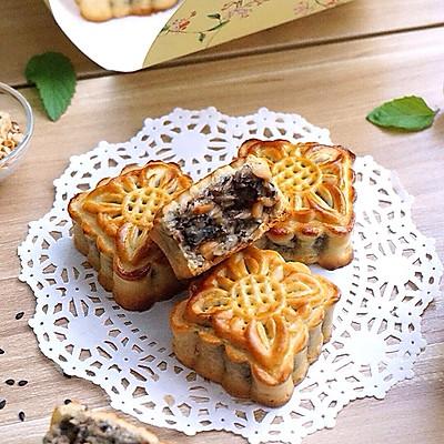 【新五仁月饼】一定好吃的纯坚果月饼
