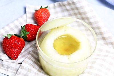冰糖炖梨 宝宝健康辅食,滋阴润肺,祛痰止咳