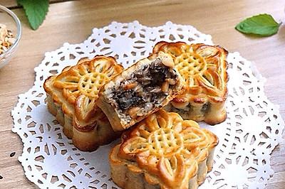 【新五仁月餅】一定好吃的純堅果月餅