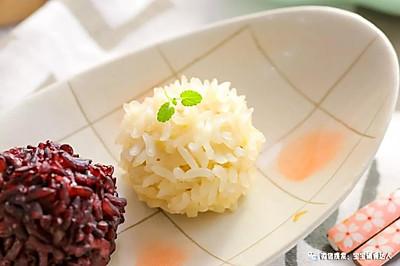 双色土豆鸡肉丸 宝宝辅食食谱