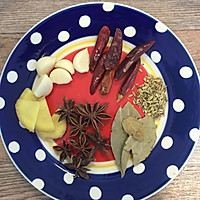 【留学生版】川味红烧牛肉的做法图解1