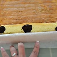 奶牛蛋糕卷【附擀面杖卷蛋糕卷方法】的做法图解28