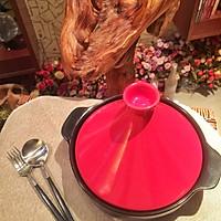 蔬菜蒸粗麦粉--塔吉锅菜谱的做法图解12
