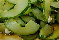 蒜蓉炒黄瓜的做法