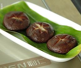煎香菇(电饼铛菜谱)的做法
