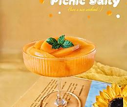 童年的味道~黄桃罐头的做法