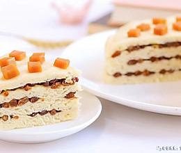 红豆牛奶糕 宝宝辅食食谱的做法
