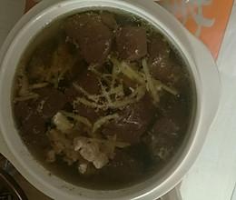 猪杂汤的做法
