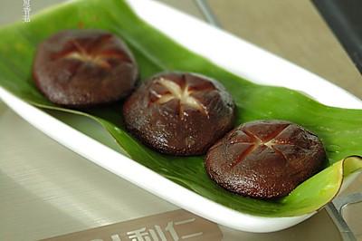 煎香菇(电饼铛菜谱)