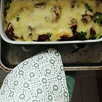 时蔬鸡肉咖喱焗饭(自制咖喱酱)#宜家让家更有味#的做法图解16
