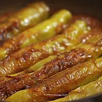 青椒塞肉—迷迭香的做法图解8
