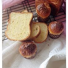 面包圣经--48h低温发酵基础布里欧修(天然酵种版)