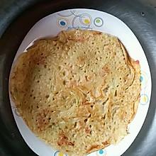 奶香鸡蛋饼(黄瓜火腿肠煎饼)