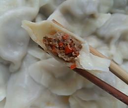 洋葱胡萝卜牛肉饺子的做法