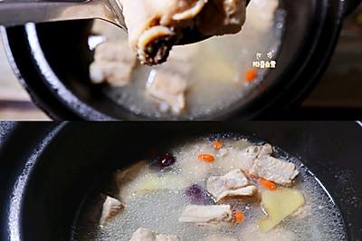 红枣枸杞炖排骨汤清炖排骨❗️清淡好喝不上火