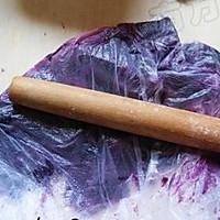 紫薯蛋糕的做法图解1