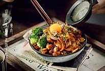 #美食视频挑战赛#日式鹅肝盖饭的做法