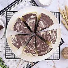 大理石纹蒸米糕