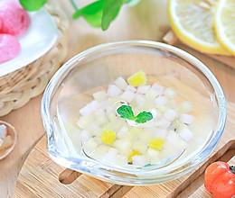 开胃水果汤的做法